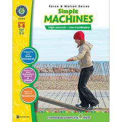 FORCE & MOTION SERIES SIMPLE MACHINES