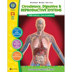 CLASSROOM COMPLETE PRESS CIRCULATORY & REPRODUCTIVE SYSTEMS
