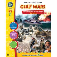 CLASSROOM COMPLETE PRESS GULF WARS BIG BOOK