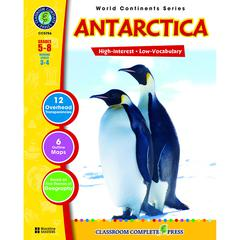 WORLD CONTINENTS SERIES ANTARCTICA