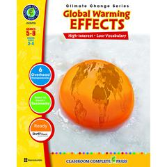 GLOBAL WARMING EFFECTS GR 5-8