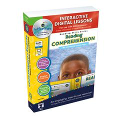 CLASSROOM COMPLETE PRESS READING COMPREHENSION INTERACTIVE WHITEBOARD LESSONS