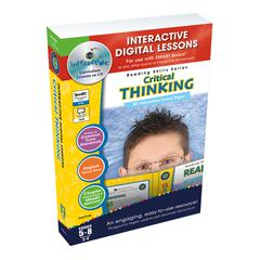 CLASSROOM COMPLETE PRESS CRITICAL THINKING INTERACTIVE WHITEBOARD LESSONS