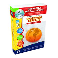 GLOBAL WARMING EFFECTS INTERACTIVE WHITEBOARD LESSONS