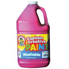MAGENTA GALLON WASHABLE PAINT BY CAPTAIN CREATIVE