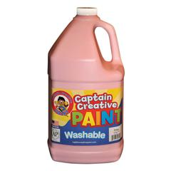 PINK GALLON WASHABLE PAINT CAPTAIN CREATIVE