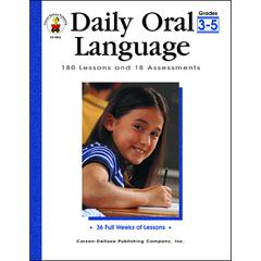 DAILY ORAL LANGUAGE GR 3-5