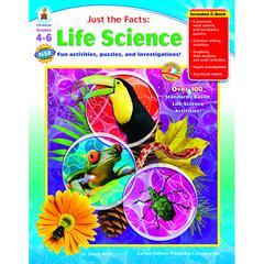 JUST THE FACTS LIFE SCIENCE BOOKS GR 4-6