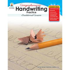 COMPREHENSIVE HANDWRITING PRACTICE TRADITIONAL CURSIVE