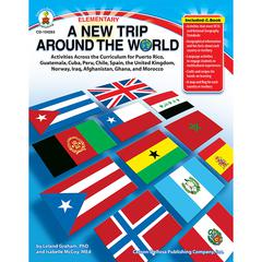 CARSON DELLOSA A NEW TRIP AROUND THE WORLD PUERTO RICO GUATEMALA CUBA PERU CHILE