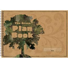 CARSON DELLOSA THE GREEN PLAN BOOK