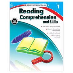 CARSON DELLOSA BOOK 1 READING COMPREHENSION AND SKILLS