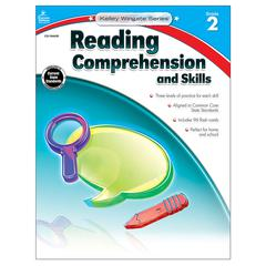 CARSON DELLOSA BOOK 2 READING COMPREHENSION AND SKILLS