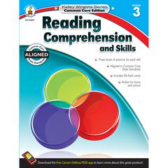 CARSON DELLOSA BOOK 3 READING COMPREHENSION AND SKILLS