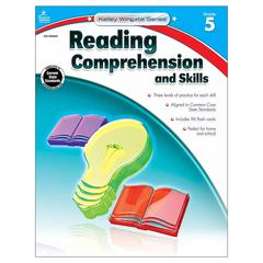 CARSON DELLOSA BOOK 5 READING COMPREHENSION AND SKILLS