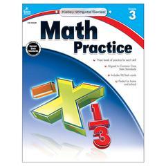 MATH PRACTICE BOOK GR 3