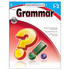 CARSON DELLOSA GRAMMAR BOOK GR 1-2