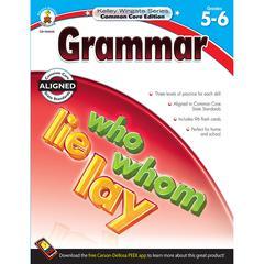 GRAMMAR BOOK GR 5-6