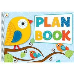 CARSON DELLOSA BOHO BIRDS PLAN BOOK