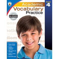 ACADEMIC VOCABULARY PRACTICE GR 4