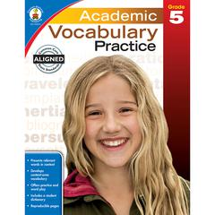 CARSON DELLOSA ACADEMIC VOCABULARY PRACTICE GR 5