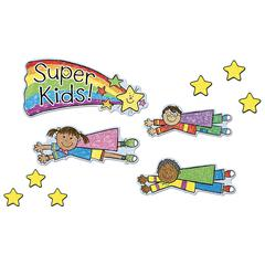 SUPER KIDS JOB ASSIGNMENT KID-DRAWN BB SET
