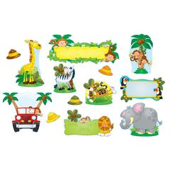 CARSON DELLOSA JUNGLE SAFARI BB SET
