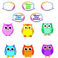 CARSON DELLOSA COLORFUL OWL TALKERS