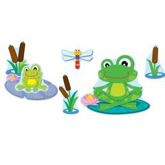 FUNKY FROGS JOB ASSIGNMENT BB SET