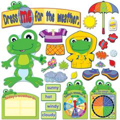 FUNKY FROG WEATHER BB SET