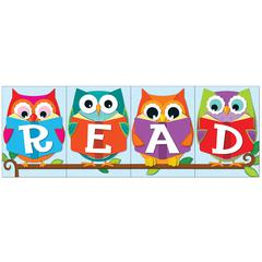 WHOOO LOVES READING BB SET