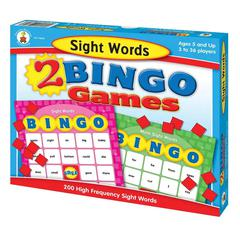 CARSON DELLOSA SIGHT WORDS BINGO