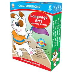 CARSON DELLOSA LANGUAGE ARTS LEARNING GAMES GR K CENTERSOLUTIONS