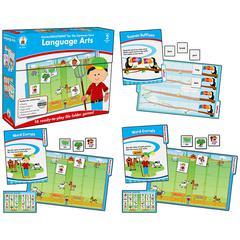 LANGUAGE ARTS GAME GR 2