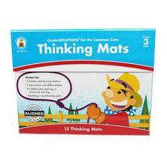 CENTER SOLUTIONS THINKING MATS GR 3