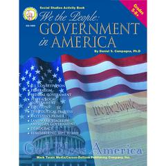 CARSON DELLOSA WE THE PEOPLE GOVERNMENT IN AMER GR 5-8 & UP