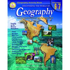 CARSON DELLOSA DISCOVERING THE WORLD OF GEOGRAPHY GR 6-7