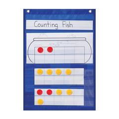TEN FRAME POCKET CHARTS GR K-1