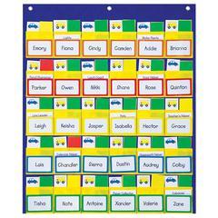 CARSON DELLOSA CLASSROOM MANAGEMENT POCKET CHARTS GR K-2