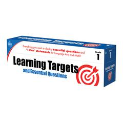 GR 1 LEARNING TARGETS & ESSENTIAL QUESTIONS
