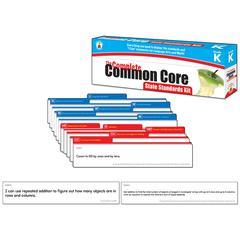 CARSON DELLOSA GR K THE COMPLETE COMMON CORE STATE STANDARDS KIT