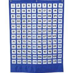 CARSON DELLOSA NUMBERS 1-120 BOARD