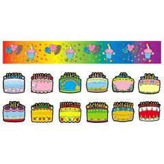 CARSON DELLOSA BB SET BIRTHDAY CAKES
