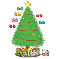 CARSON DELLOSA BB SET BIG CHRISTMAS TREE