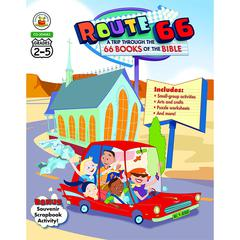 ROUTE 66 A TRIP THROUGH THE 66 BOOKS OF THE BIBLE