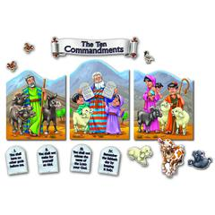 CARSON DELLOSA THE TEN COMMANDMENTS BB SET