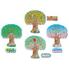 BB SET FOUR SEASON TREES 4 - 25T