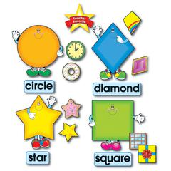CARSON DELLOSA BB SET SHAPES 8 SHAPES 8 WORDS 16 ACCENTS