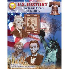 US HISTORY PEOPLE & EVENTS 1607- 1865 GR 6 & UP