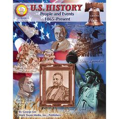 US HISTORY PEOPLE & EVENTS 1865- PRESENT GR 6 & UP